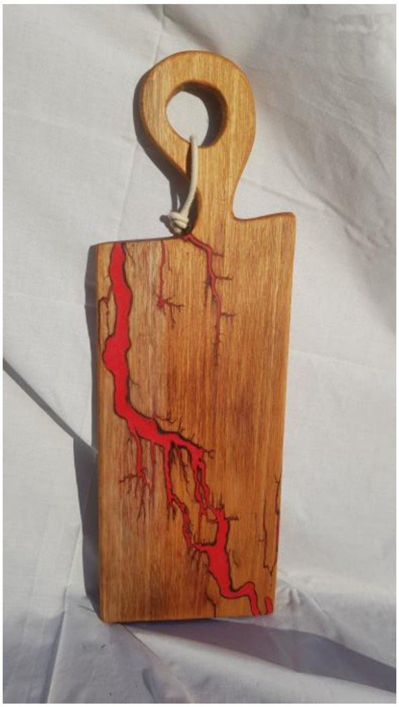 serving-board-light-red-resin